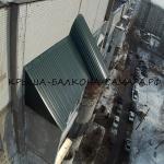 Krysha balkona zelenaya_003