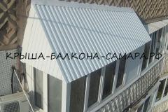 Крыша-на-балкон-конусная