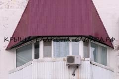 Крыша-на-лоджию