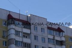 Krysha balkona krasnaya_007