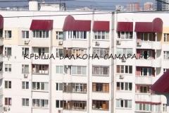 Krysha balkona krasnaya_011